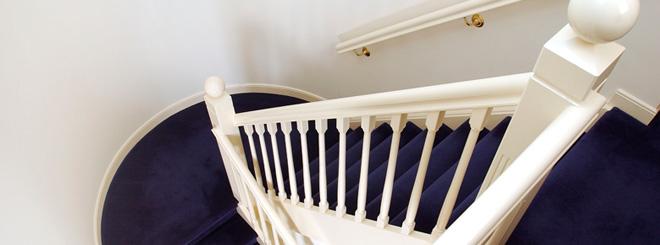 Betere Je trapleuning vervangen? | Trappenleuningen weblog CP-42